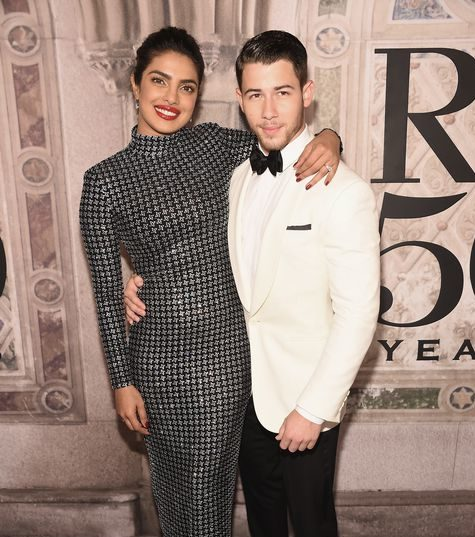 Check Out The Hot Chemistry Between Priyanka and Nick