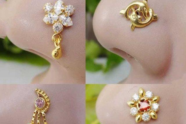 Stunning Nose Pin Ideas for Girls