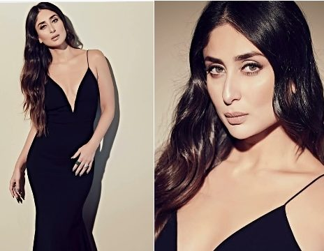 Kareena Kapoor Khan Looks Ravishing in this Black Dress