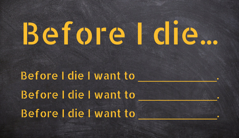 12 Best Things to Do Before You Die