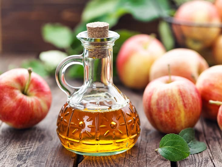 10 Amazing Benefits of Apple Cider Vinegar