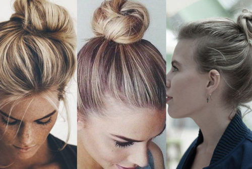 10 Bun Hairstyles for Ladies with Short Hair