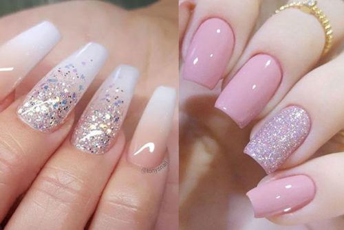 25 Beautiful Wedding Nail Art Ideas