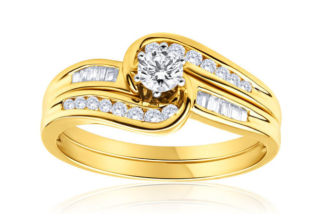 Gold Ring Ideas For Engagement