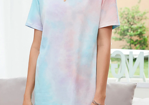 Opt for Tie Dye Clothing This Summer