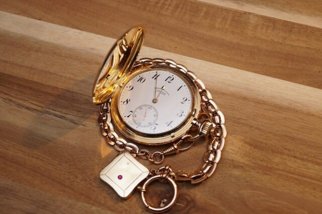 Why Pocket Watches Are Back In Trend